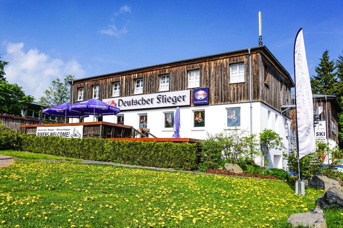 Berghotel Deutscher Flieger